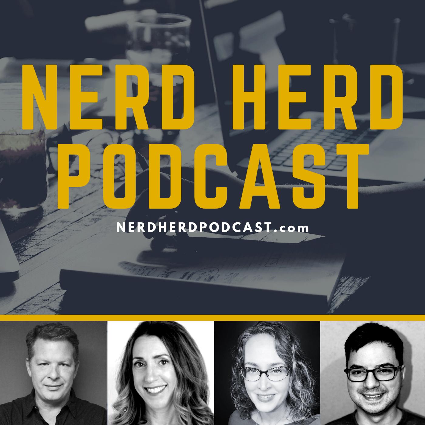 Nerd Herd Podcast show art