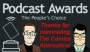 Artwork for Nominate THE COMICS ALTERNATIVE for the 2016 Podcast Awards