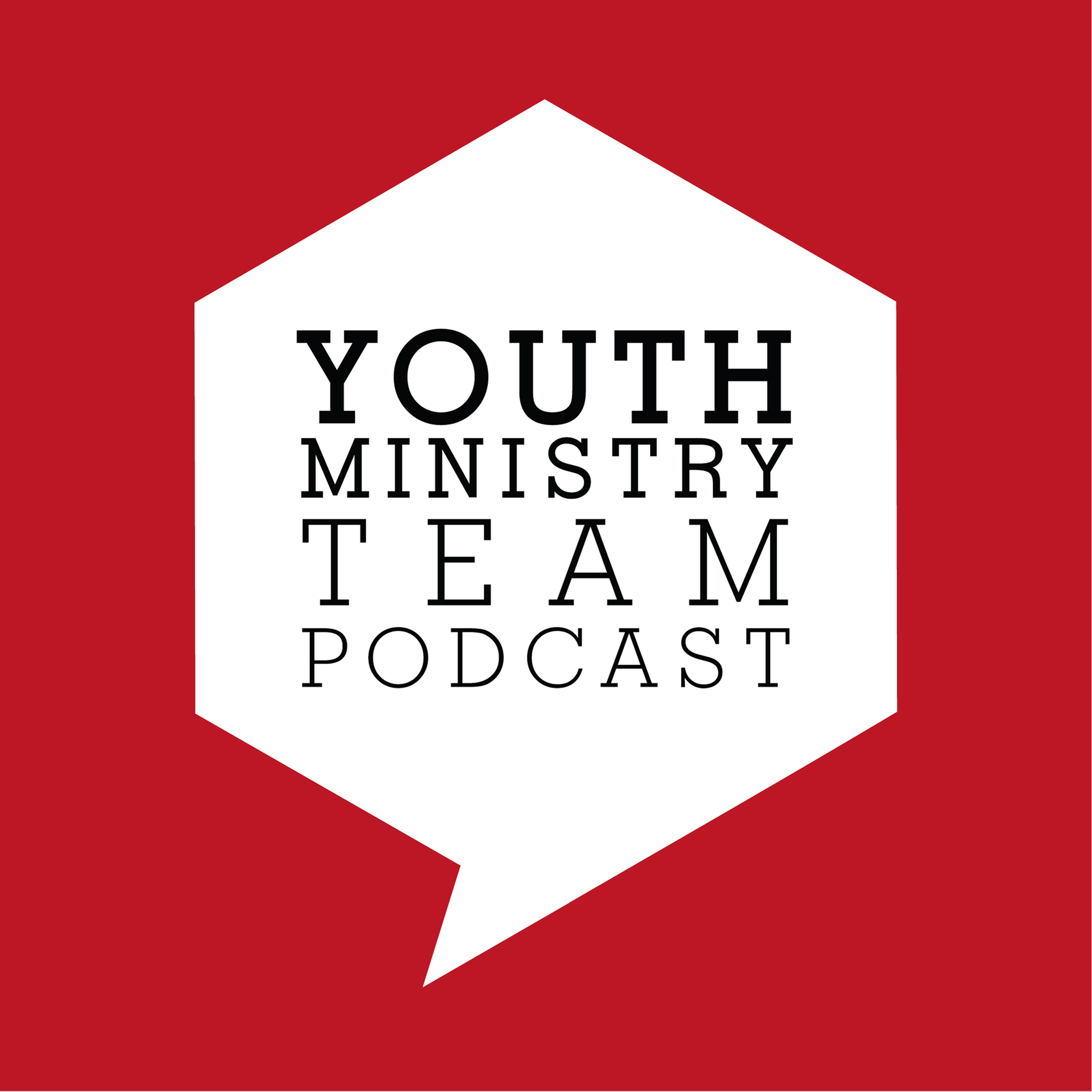 Youth Ministry Team Podcast show art