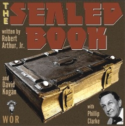 232-141027 In the Old-Time Radio Corner - The Sealed Book
