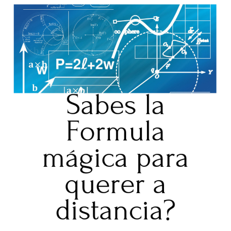 La fórmula mágica para querer a distancia – Triunfando en Pareja – Podcast  – Podtail