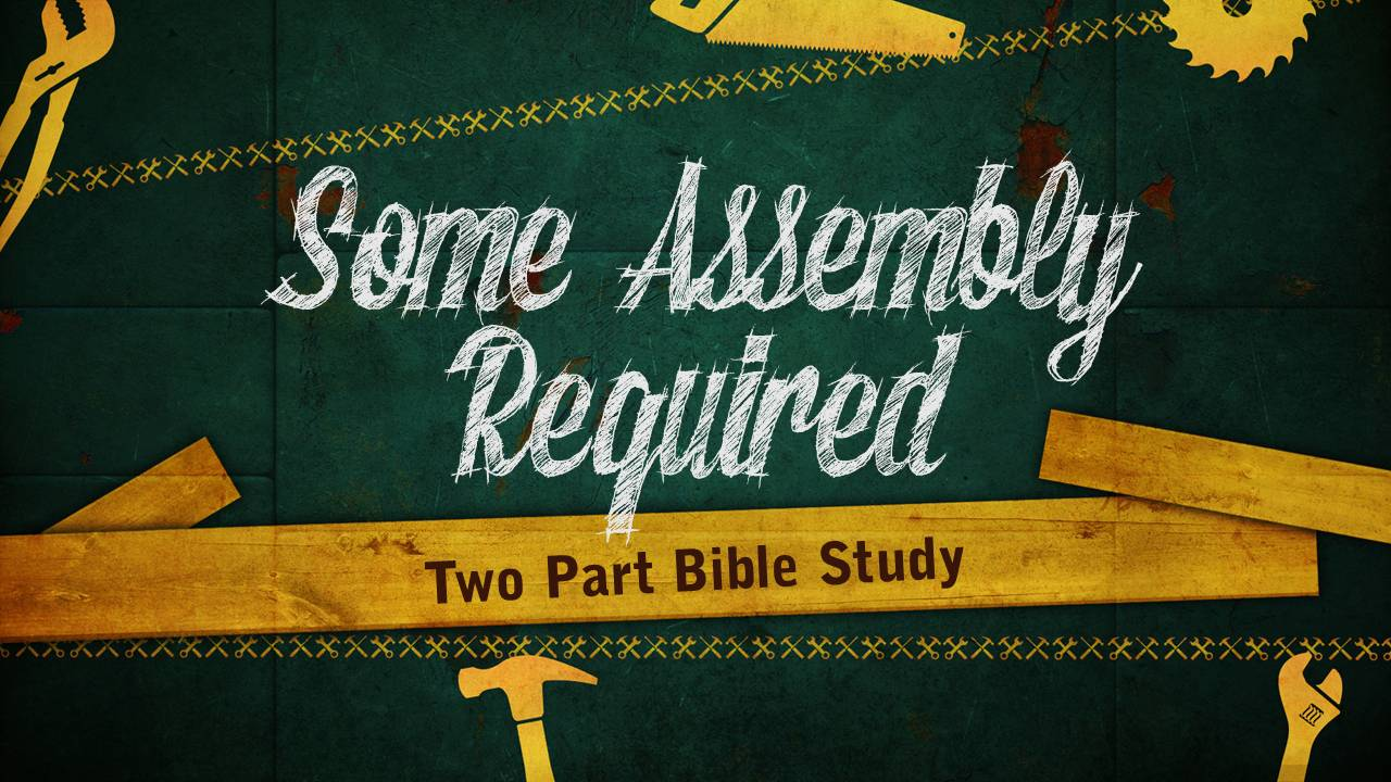 Artwork for Some Assembly Required Part 2 (Pastor Bobby Lewis Jr.)