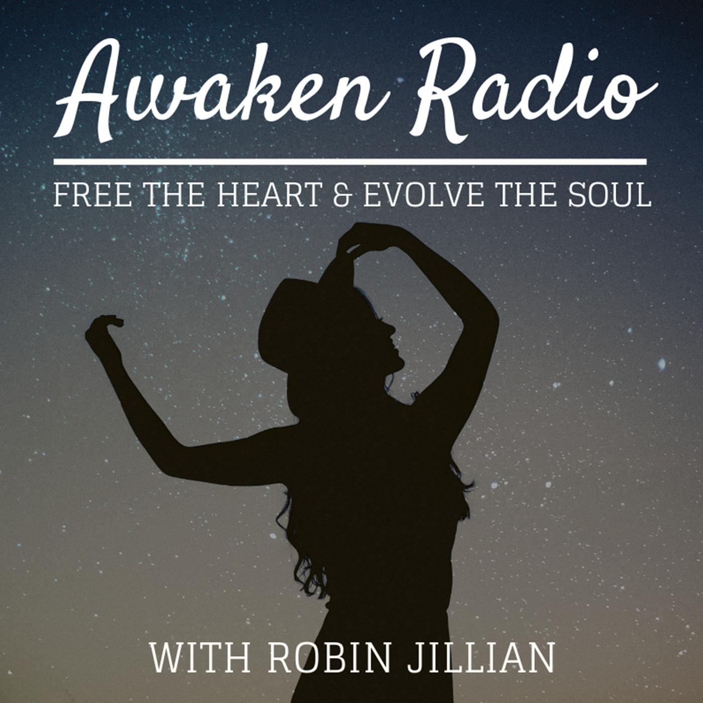 Awaken Radio show art