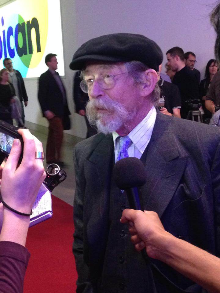 Episode 121:John Hurt Interview