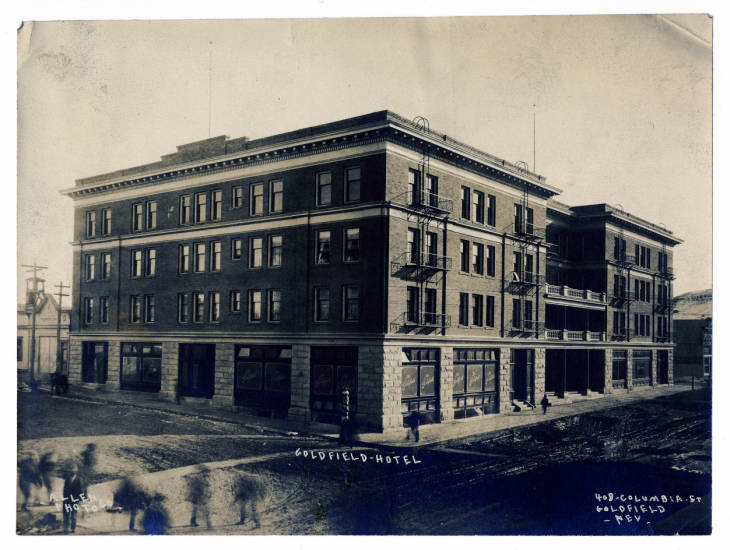 Ep. 274 - The Goldfield Hotel