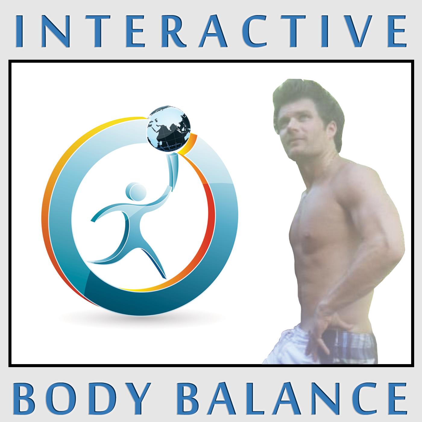 Interactive Body Balance with Mike Daciuk show art