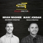 Artwork for Sports Creatives Podcast: Michigan's Brian Wagner and Texas' Marc Jordan