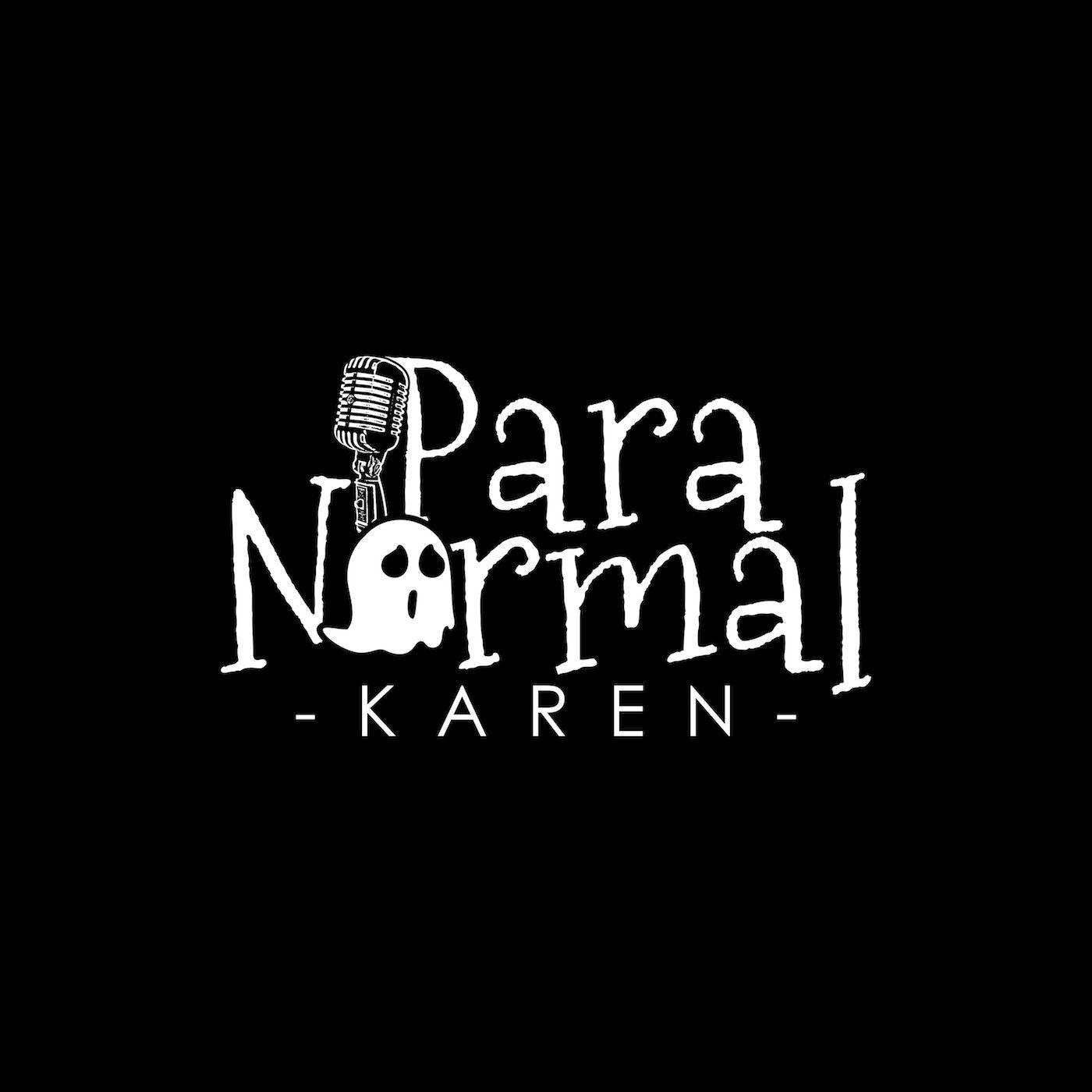 Paranormal Karen show art