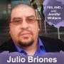 Artwork for Julio Briones: Letting the Crutches Go