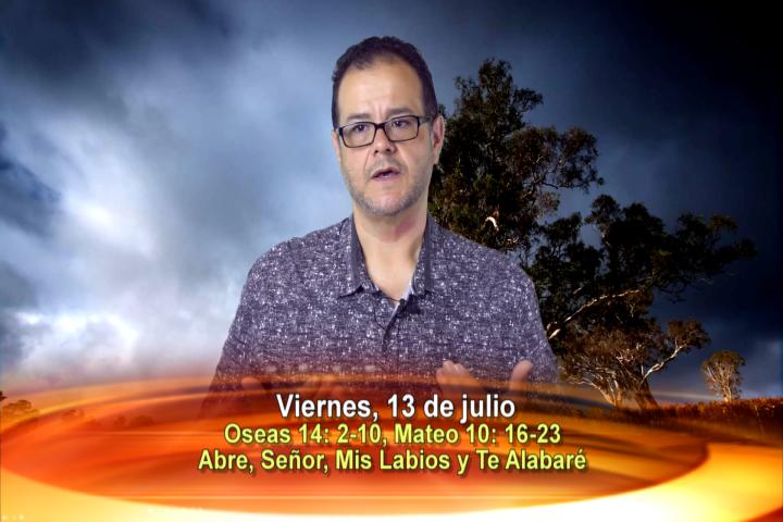 Artwork for Dios te Habla con Vilson Monteiro, sacerdote SVD Tema el hoy: Abre, Señor, mis labios t te alabaré.