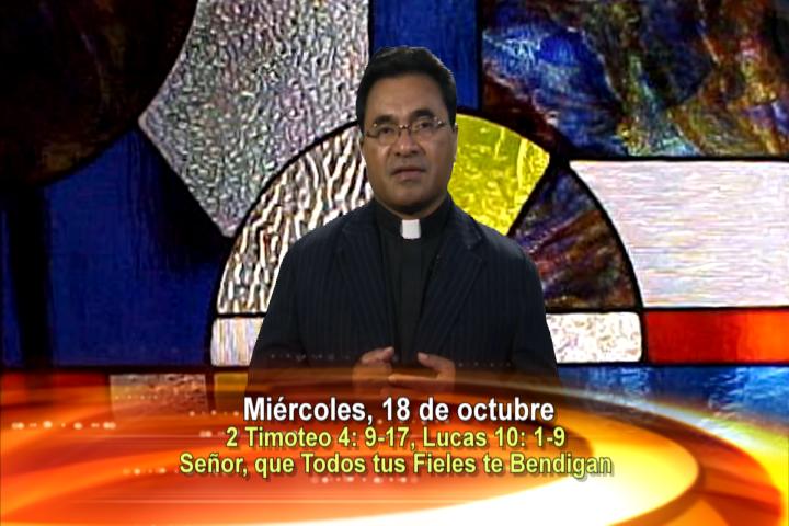 Artwork for Dios te Habla con Fr. Beni Leu, SVD. El tema: Señor, que todos tus fieles te bendigan.