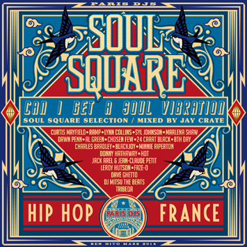 Soul Square - Can I Get A Soul Vibration ?