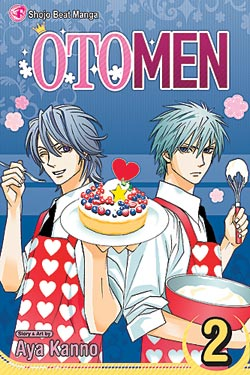 Manga Review: Otomen Volume 2