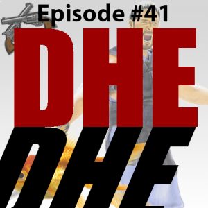DHE #41 - Getting Fish Drunk & Gladiatorial Combat