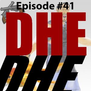 DHE #41 - Getting Fish Drunk & Gladiatorial Combat