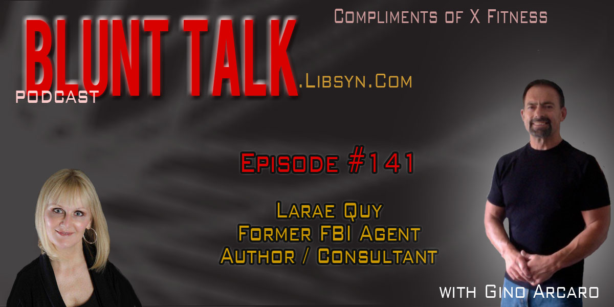 Artwork for Mental Toughness: FBI Agent (ret) Larae Quy
