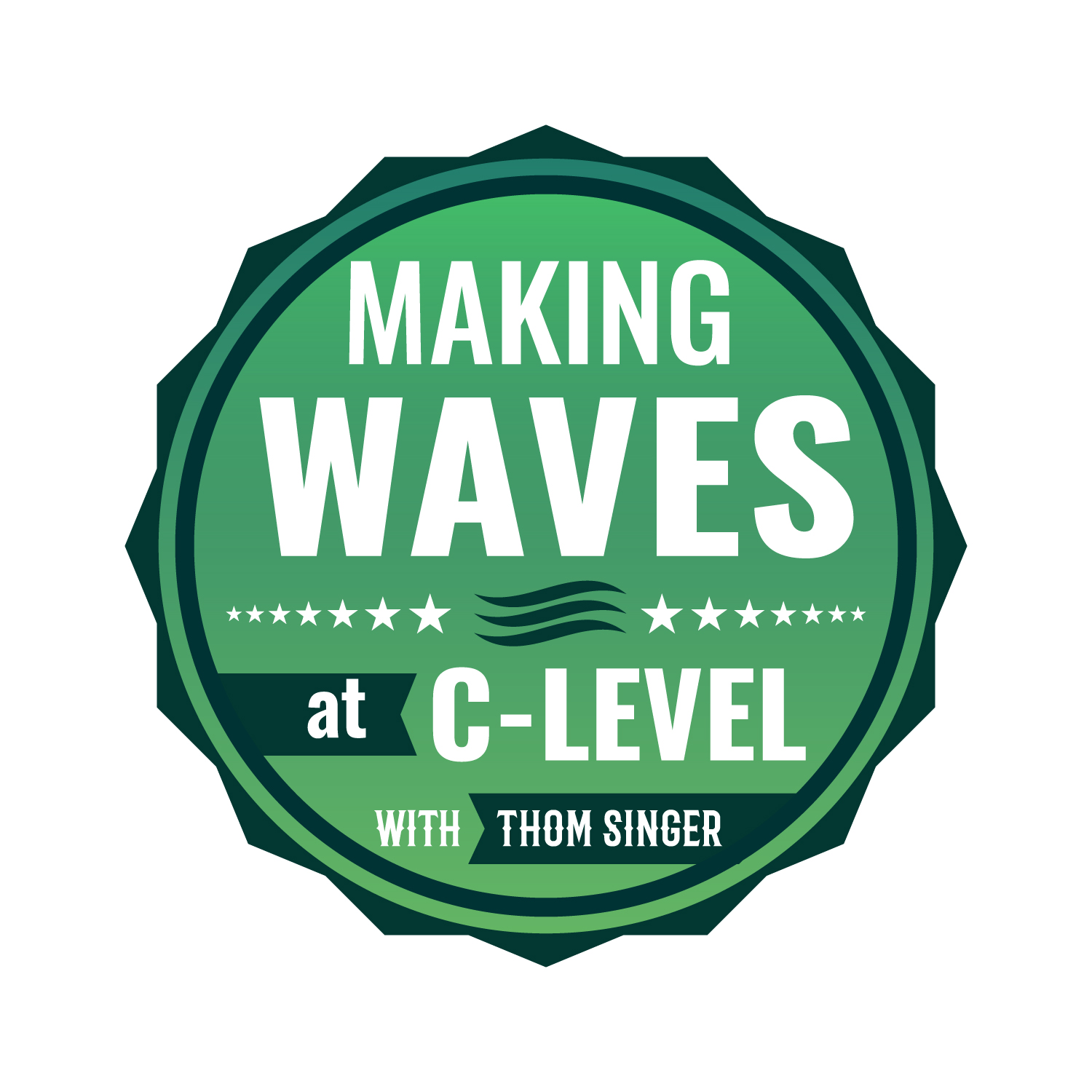 Making Waves at C-Level show art