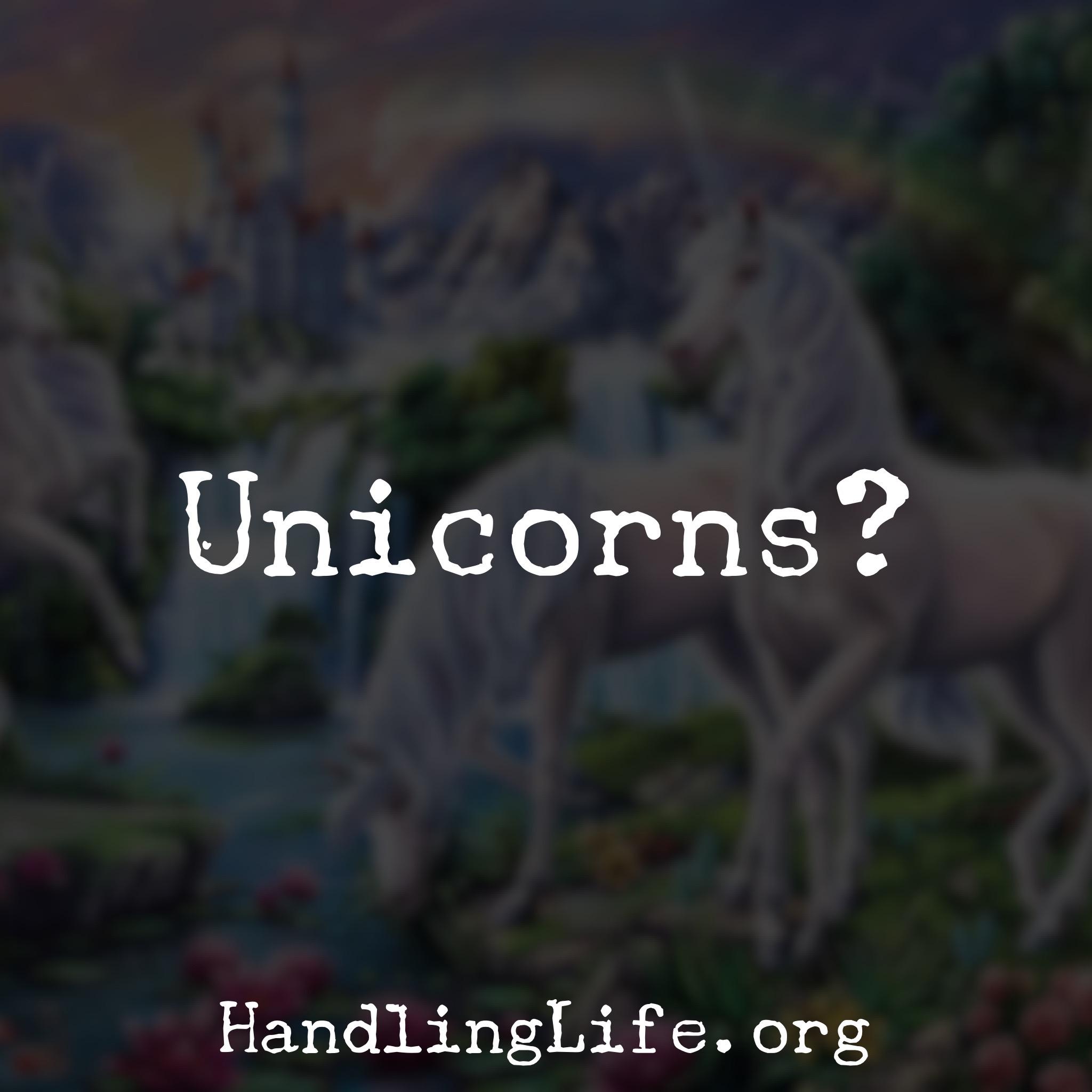 Artwork for Unicorns?