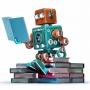 Artwork for Episode 2 - Robot Readings