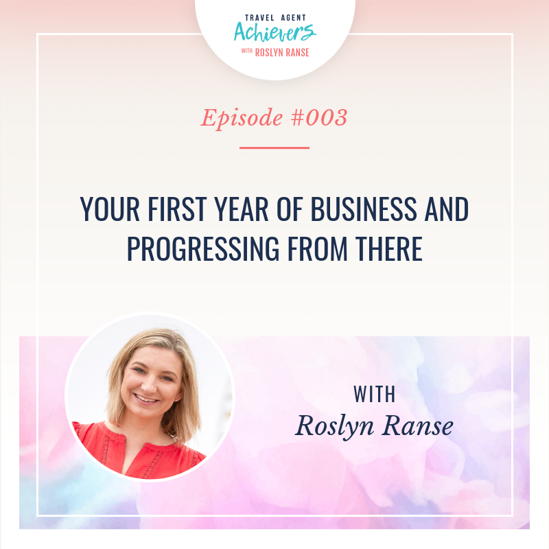 Artwork for Your First Year of Business and Progressing From There