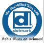 Artwork for The BluzNdaBLood Show #198, Bob's Blues on Delmark!