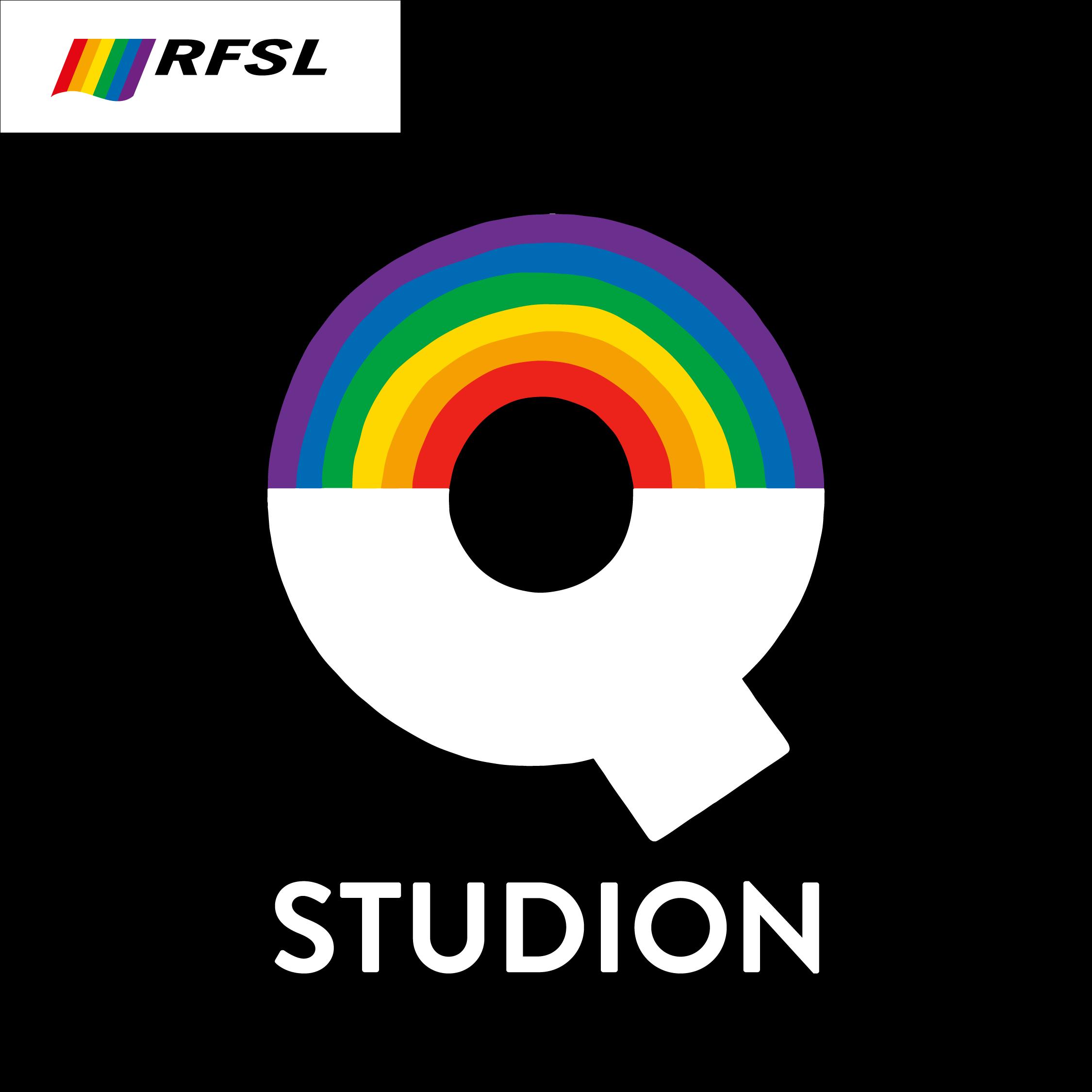 Q-Studion 10. LIVEPODD. Stormé DeLarverie: Älskade upprorsbutch!