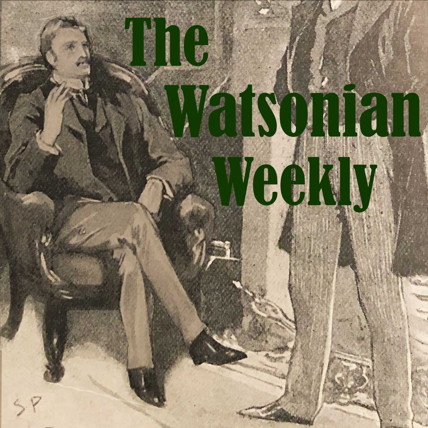 The Watsonian Weekly show art