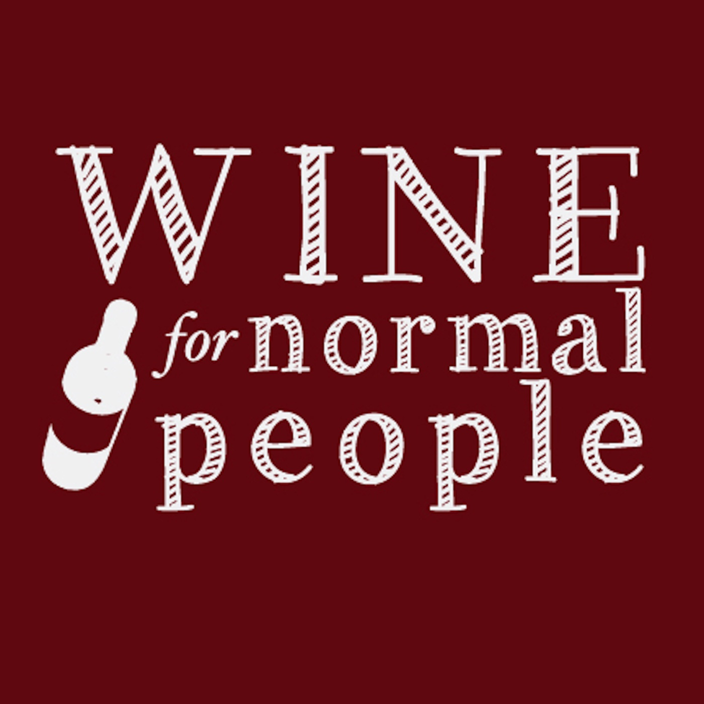 Wine for Normal People show art