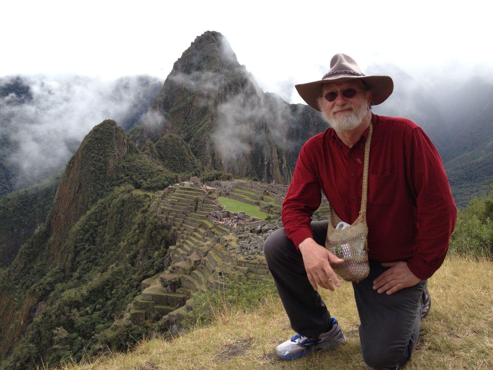 Dennis McKenna - psychedelics and plant medicine