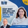Artwork for 118. What Now?  How M&A Can Impact Your Zero to Ten Journey