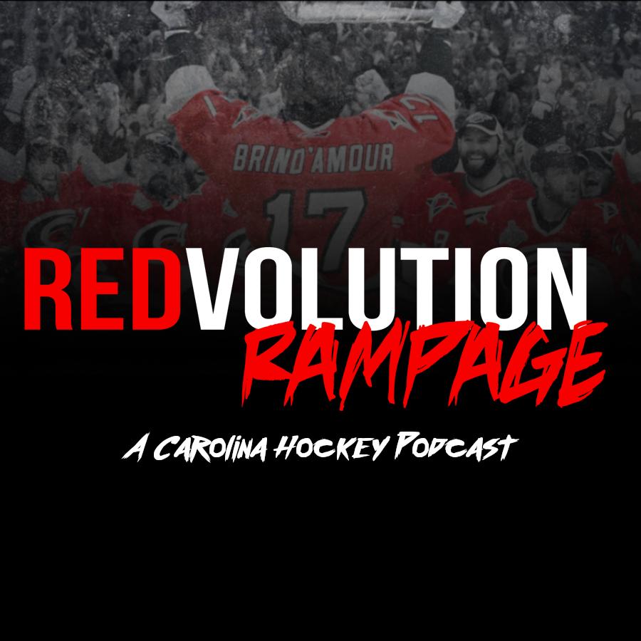 Redvolution Rampage show art