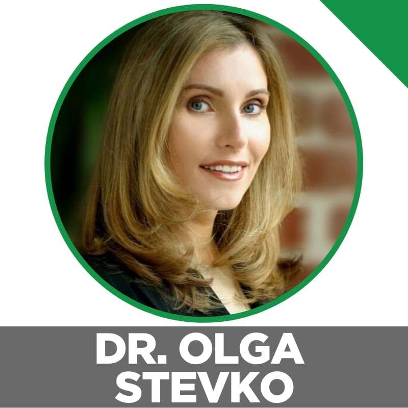 How To Know If You Are Subconsciously In Fight, Flight Or Freeze Mode (And What To Do About It) - An Interview With Dr. Olga Stevko.