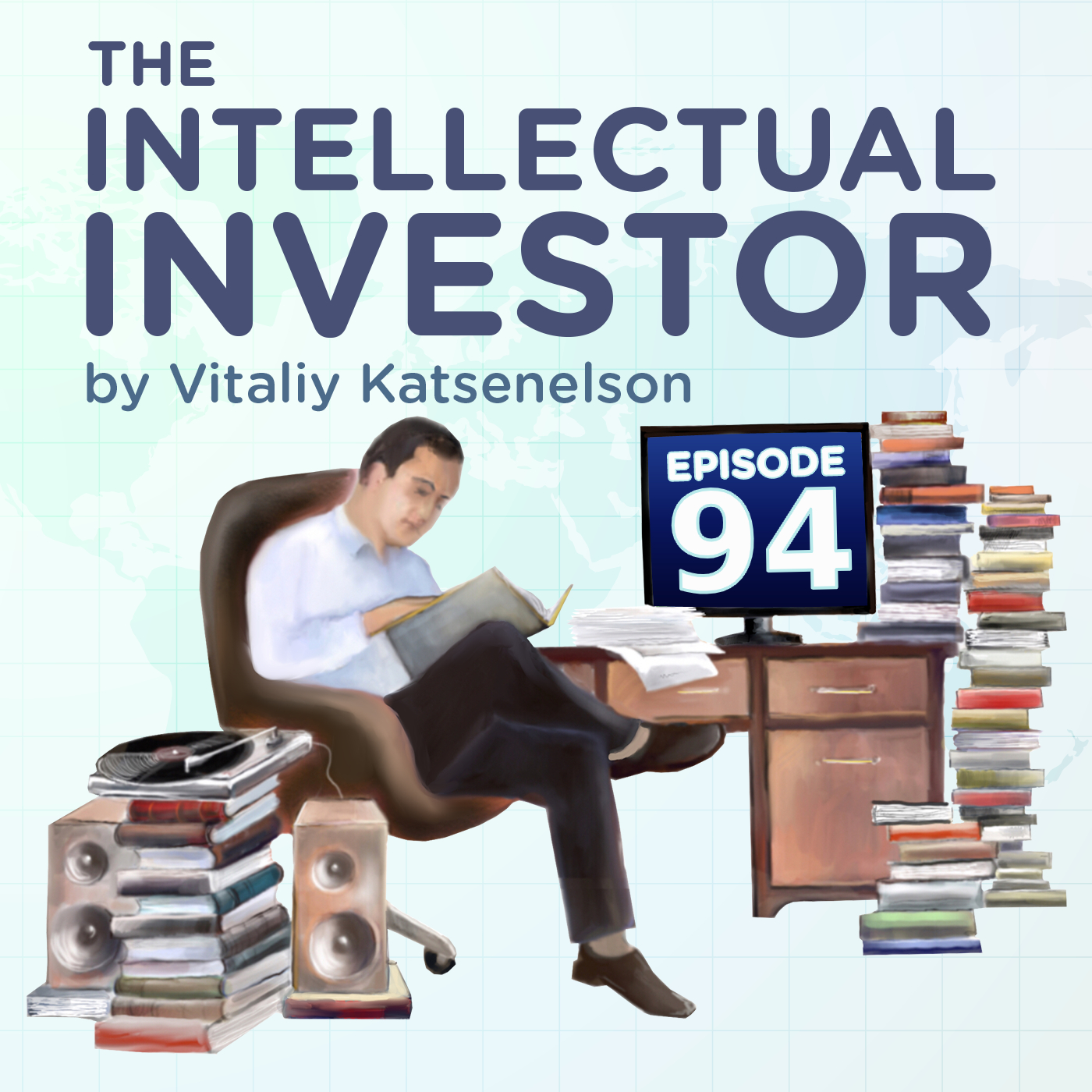Letter from the Value Investing Mental Asylum or How I Embraced Stoics - Ep 94