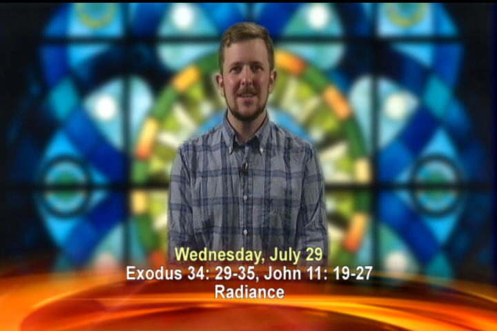 Artwork for Wednesday, July 29th Today's Topic: Radiance