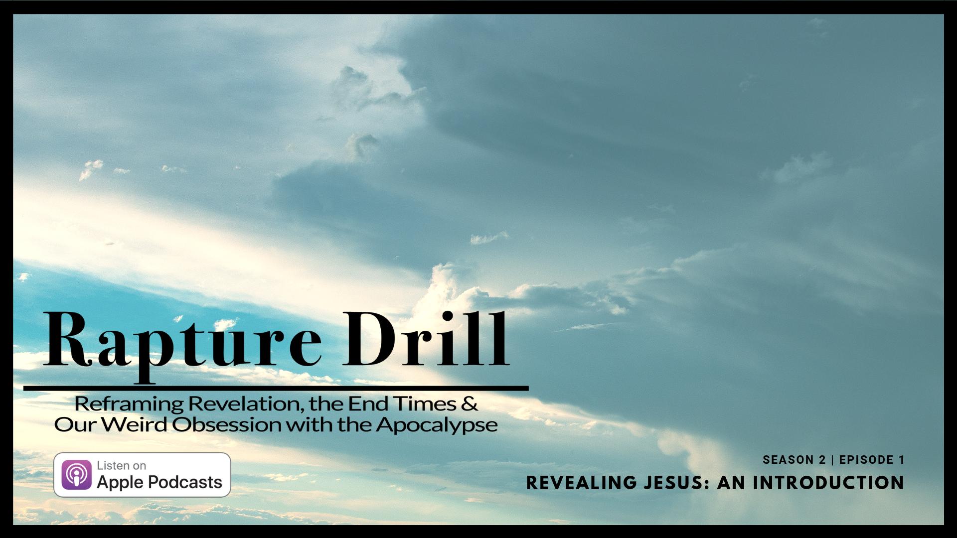 Artwork for Revealing Jesus in Revelation (Introduction) | S2 E1