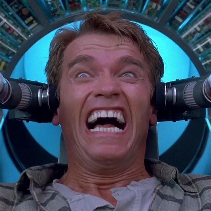 Artwork for Episode 41: Total Recall
