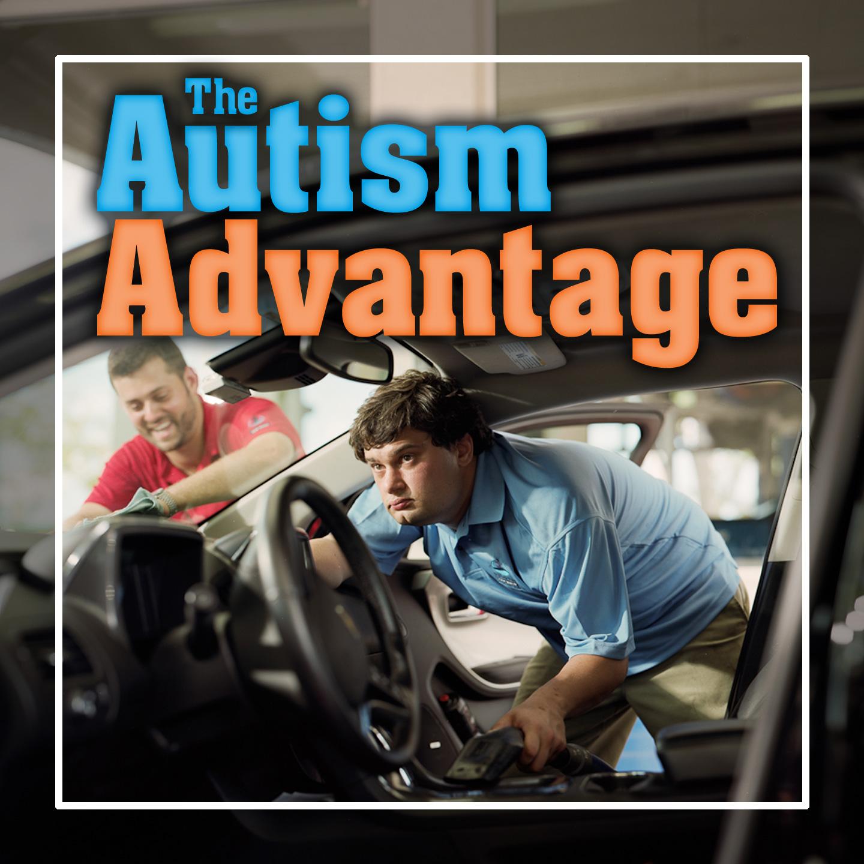 Autism Advantage show art