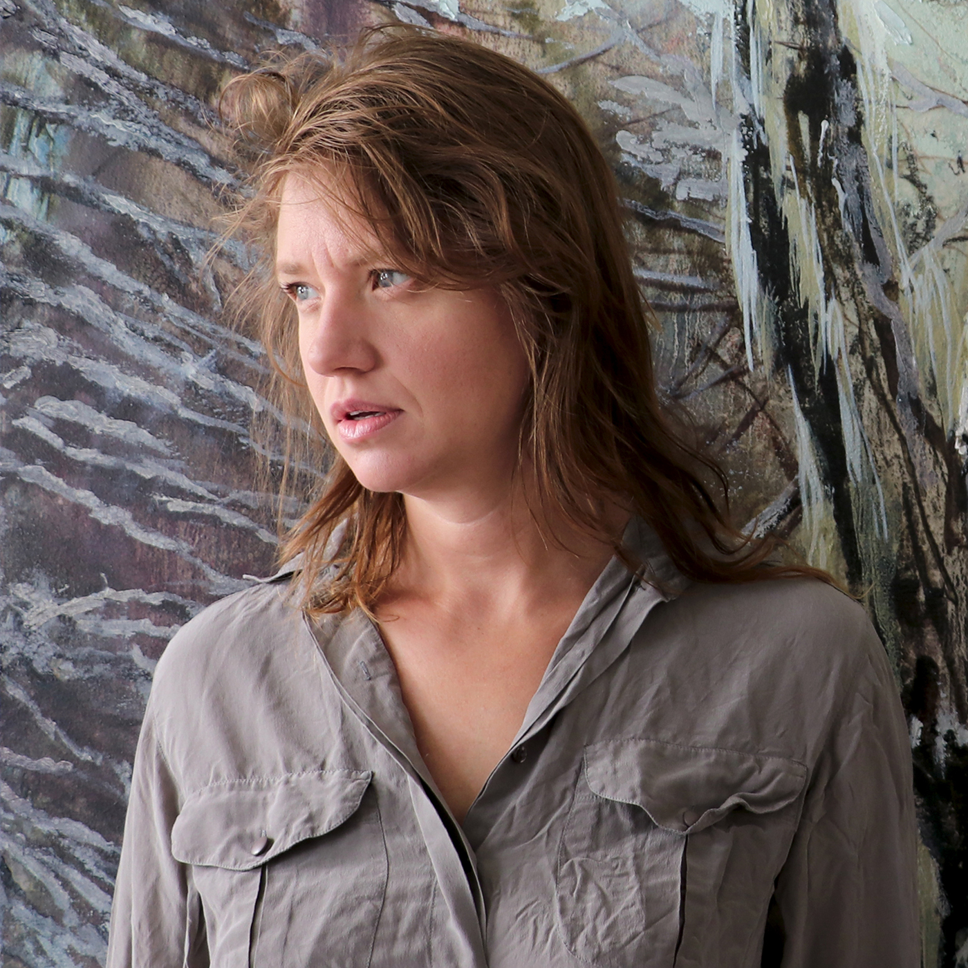 Sara-Vide Ericson. Hunter, gatherer, painter