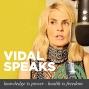 Artwork for meSPEAKS- Vidal Speaks ON Raw Vegan Diet VS. Cooked Vegan - EP 129
