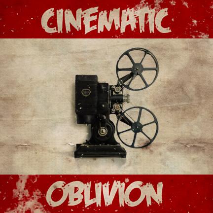Cinematic Oblivion show art