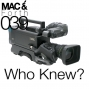 Artwork for The Mac & Forth Show 039 - Who Knew?