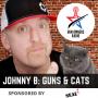 Artwork for Johnny B: Guns & Cats