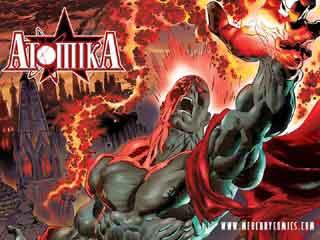 Atomika Soviet Supermen &Sal Abbinanti