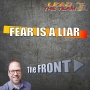 Artwork for Fear Is A Liar. | The FRONT