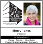 Artwork for The Liars Club Oddcast # 141 | Merry Jones, Award-Winning Author