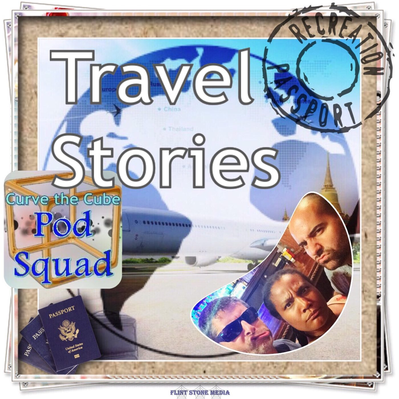 #92 – Pod Squad – Travel Stories - 2016-08-16
