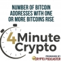 Artwork for Bitcoin Addresses With One or More Bitcoins Sees A Solid Rise
