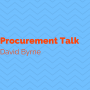 Artwork for Procurement Talk - Series 3, Episode 13  – Confidence and How to Get It!!