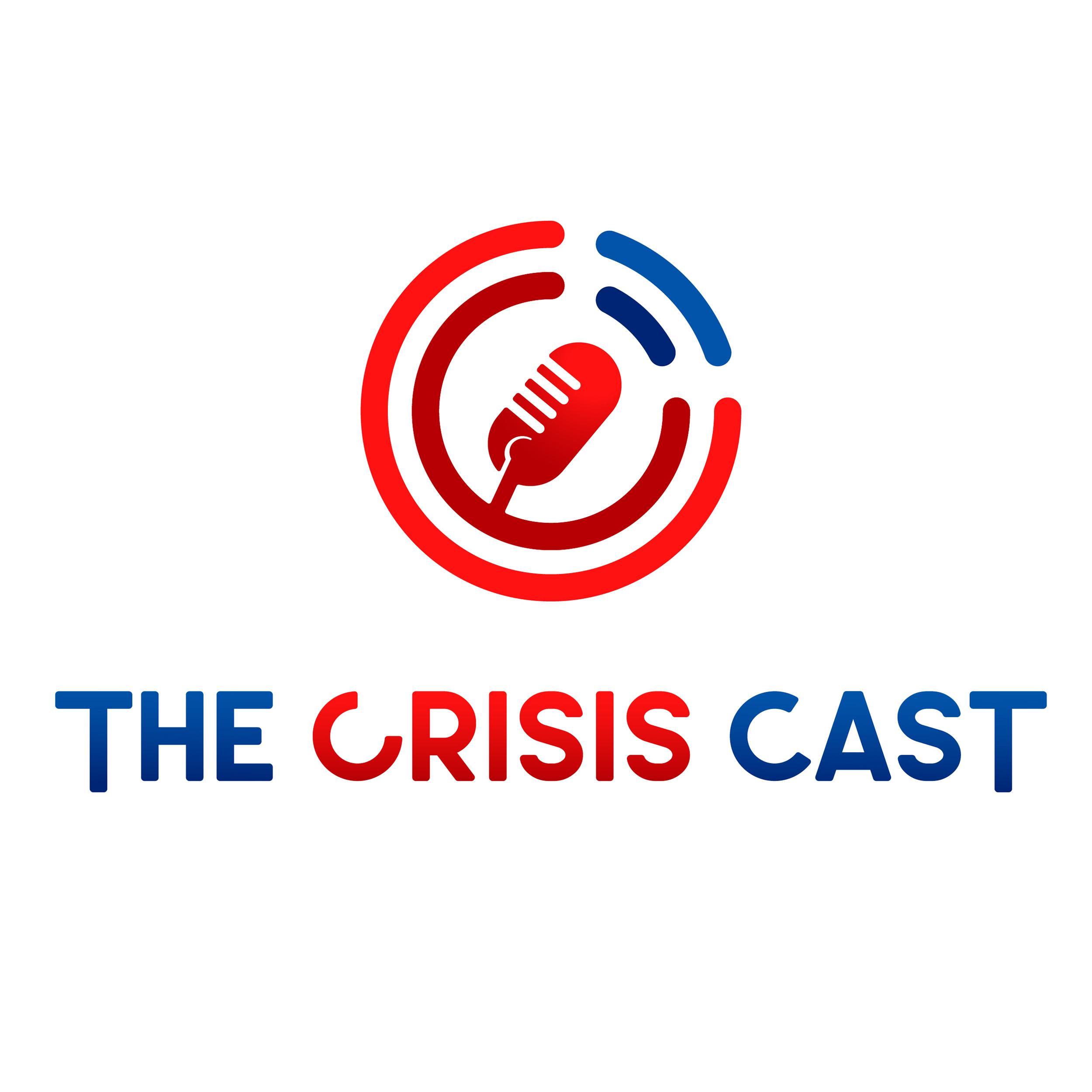 The Crisis Cast show art