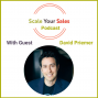Artwork for #060: David Priemer - Sell The Way You Buy: Salespeople Get The Idea of Selling Value All Wrong